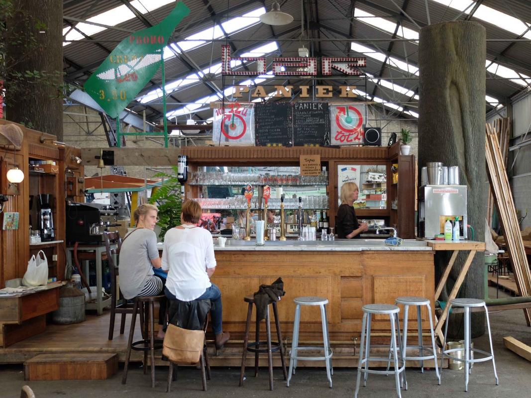 Bar Paniek Timecircus